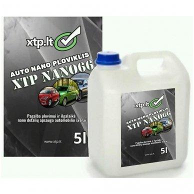 Auto nano ploviklis XTP NANO 66 5L