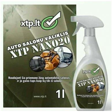 Auto salono valiklis XTP NANO 20 1L