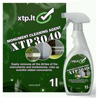 Paminklų valymo priemonė XTP 3040 1L