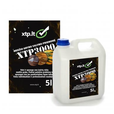 Priemonė medžio grybo valymui ir apsaugai XTP3000 5L