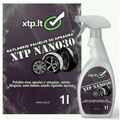 Ratlankių valiklis su apsauga XTP NANO 30 1L