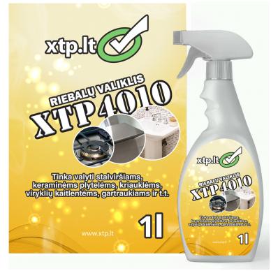 Riebalų valiklis XTP4010 1 l.