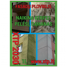 Fasadų ir sienų valiklis XTP 2030 1L
